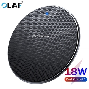 Olaf 18W Qi Wireless Charger R