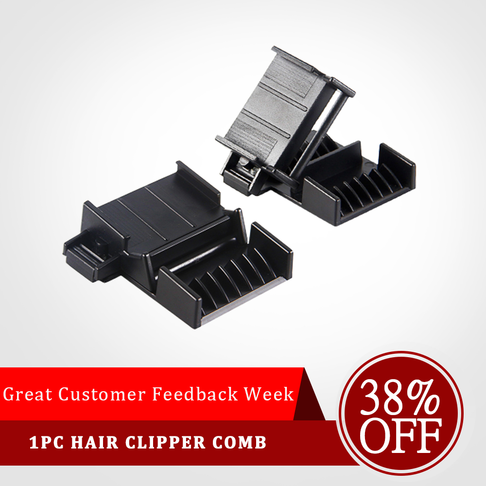 Hair Clipper Comb Guide Plastic Hair Trimmer Guards for Removing Split Ends Hair Salon Tool Waterproof Products For Hair Salon