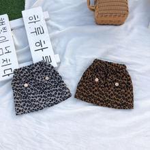 Новинка года; ; леопардовая юбка для девочек Весенняя мода; дети; юбка для девочки 1-6 лет