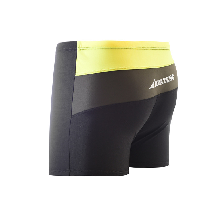 Summer New Style Men Short Boxer Sports Swimming Trunks Mixed Colors Quick-Dry Casual Fashionable Skinny Swimming Boxers