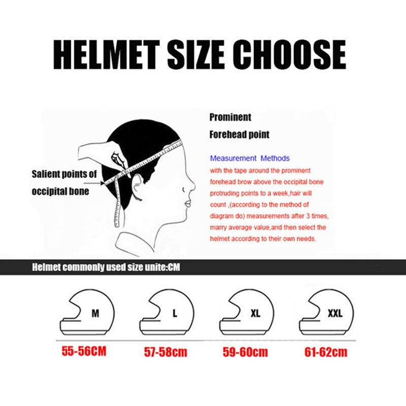 GXT MEN'S Motorcycle Helmet Half Face ABS Motorbike RETRO Helmet FEMAL WOMAN'S Electric Safety Double Lens Helmet Moto Casque 5
