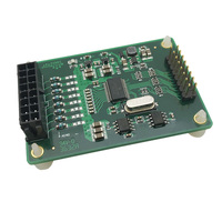 Ads1256 Data Acquisition Sampling Module 24bit ADC Module Single End/differential Input