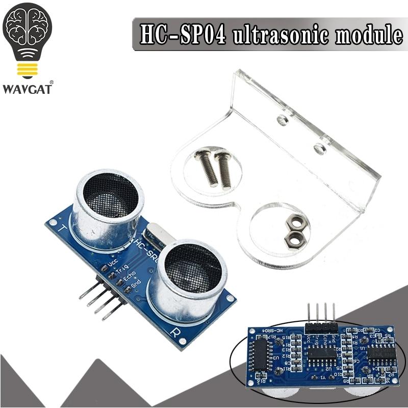 WAVGAT HCSR04 ультразвуковой детектор волн в мир, модуль измерения расстояния от HC SR04, HCSR04, модуль измерения расстояния от 1 до 4 лет, датчик расстоя...