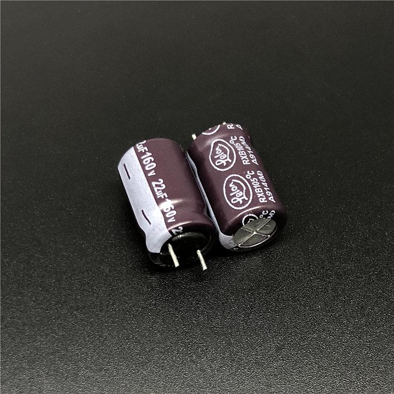 FC 5X11mm electrolytic Capacitor 20pcs 160V 1uF 160V SUNCON SANYO