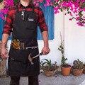 Outils de jardin multifonction pochette charpentier ouvrier tablier avec poches à outils câlin offres spéciales Tabliers     -