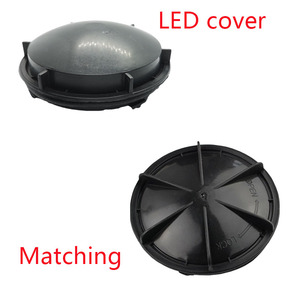 Image 3 - 1 قطعة لتويوتا Reiz 2014 كشافات غطاء غبار الغطاء الخلفي من المصباح زينون LED لمبة تمديد غطاء غبار