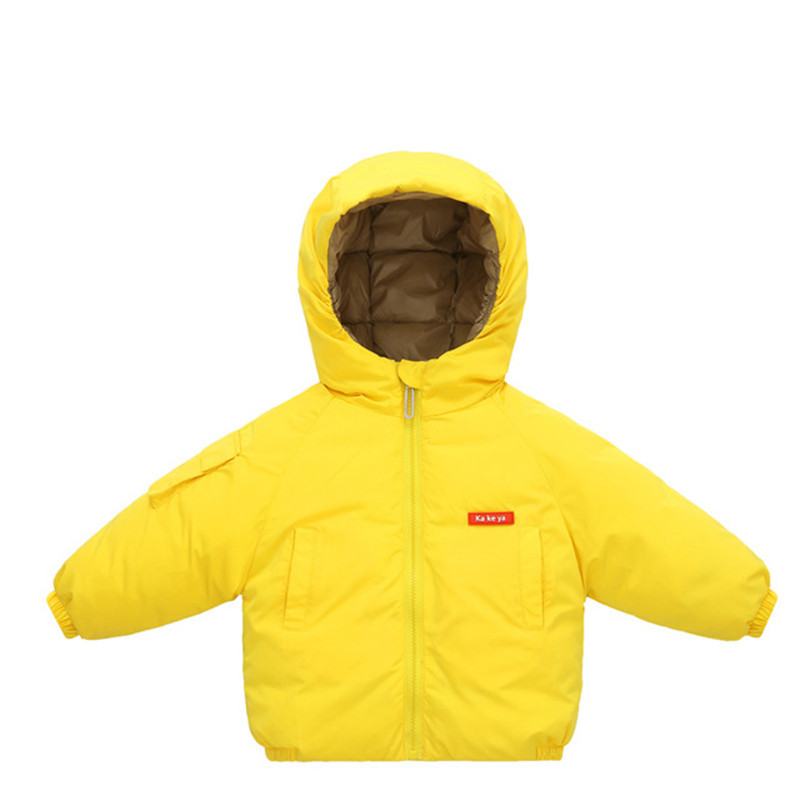 Boys Jackets Children Hooded Outerwear Autumn Girls Warm Jacket Children Clothing Baby Outerwear Fashion Kids Zipper Coat Jacket 3