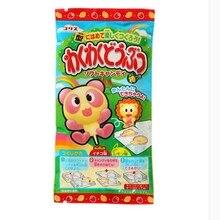 April Du Japan DIY handmade impression animal lollipop Baby Kids snack 2021 best Christmas gift