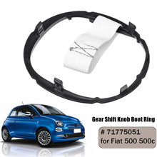 Boot Boot-Dust-Cover Gear Shift Fiat 500 Gaiter 500c-Gear-Stick-Lever Car-Gear for Lugs