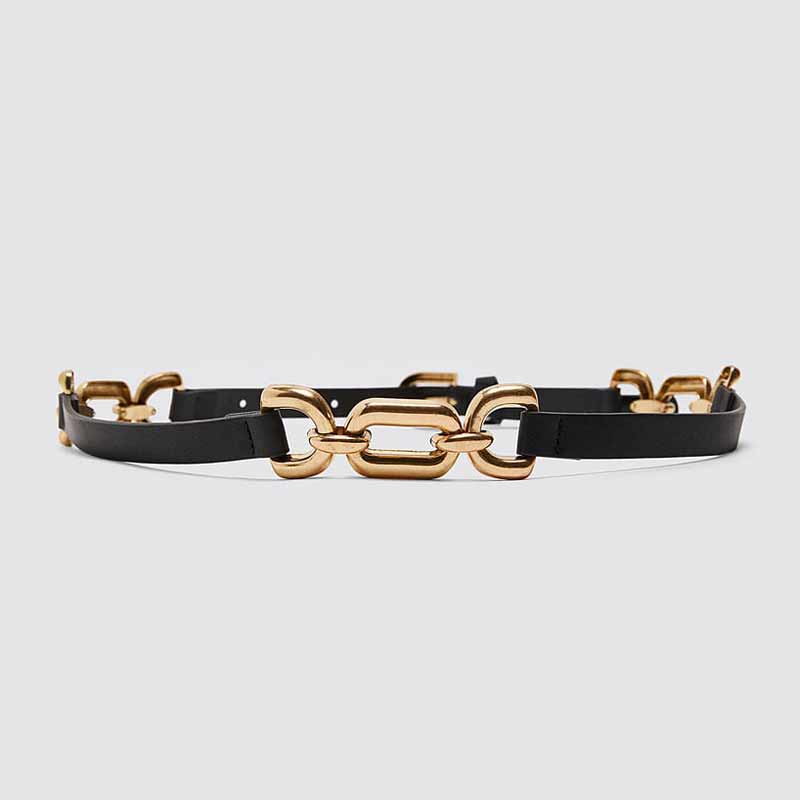 H0757892ecd274f6d82e5bcdc2a9818aaf - Girlgo Newest Vintage Velvet Buckle Belt for Women Punk Metal Gold Color Belly Chain Accessories Jewelry Party Gifts Bijoux