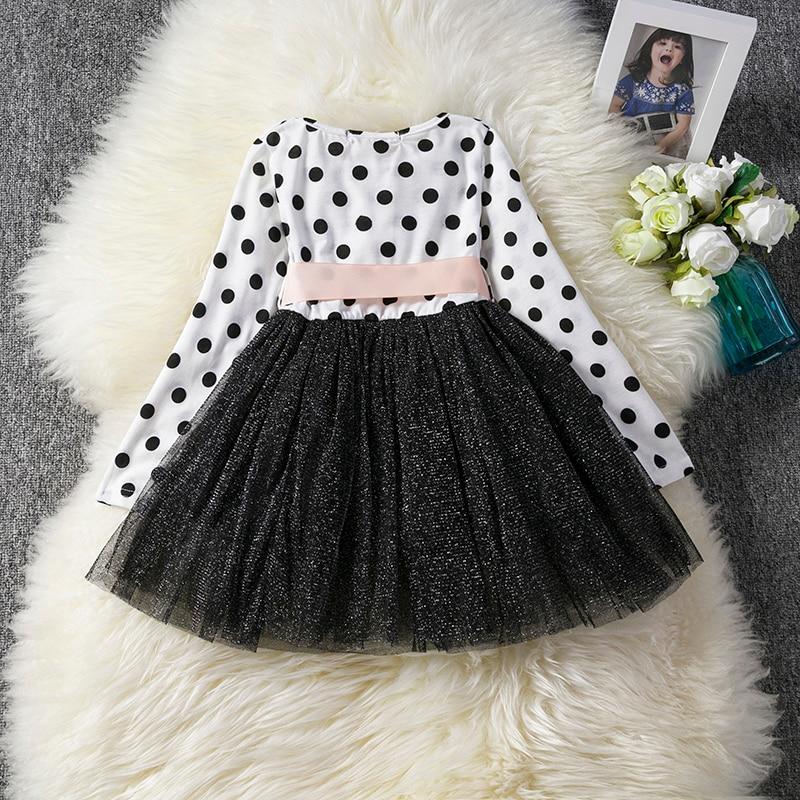 H075834f8a86c4e7eb96471d2f05ecbf2u Brand Girls Clothes Super Star Design Baby Girls Dress Party Dress For Children Girls Clothing Tutu Birthday 3-8 Years Vestidos