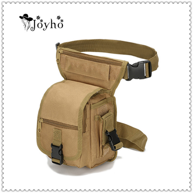 Tactical Outdoor Sport Ride Molle Leg Bag Military Army Hunting Waist Bag Waterproof Thigh Drop Multipurpose Hiking Utility Bag