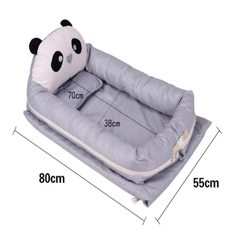 Cartoon Shape Baby Portable Travel Cot ,Newborn Baby Carry Cot, Foldable Baby Co-sleeper,Baby travel Carry bed,Baby Supplies