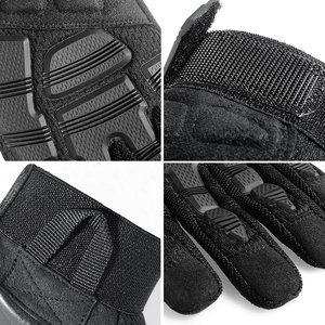 Image 4 - Tactical Army Military Gloves Paintball Airsoft Shot Soldier Combat Police SWAT Anti Skid Bicycle Full Finger Glove Men Women