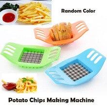 Кухонные устройства для картофеля, резак для кухни, яблочный резак, масляная щетка, фруктовая Овощечистка, многофункциональная машина для производства картофельных чипсов