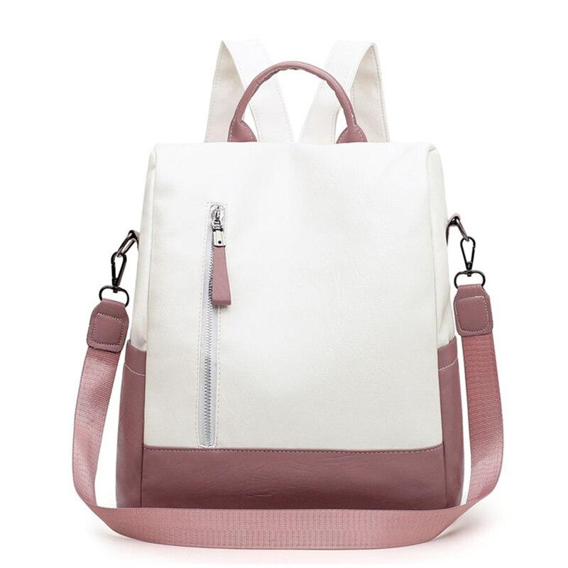 Mochilas de diseñador de estilo inglés para mujer, bolsos escolares de alta calidad para adolescentes, mochila antirrobo de viaje a la moda, bolsa de libros