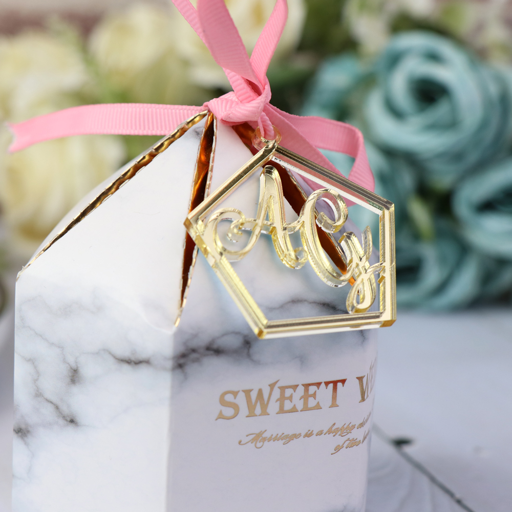 Personalized Laser Cut Name Logo For Boutique Gift Baby Gifts