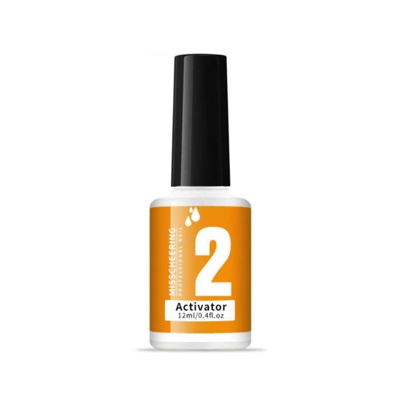 1pc Dipping Nail Powder System Liquid Base Activator Top Brush Saver Nail Art Dip System Liquid