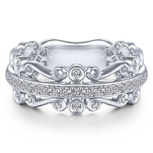 Fashion Exquisite Silver Zircon Wedding Rings for Bride Wedding Band Cocktail Party Crystal Rings Lover Rose Gold Rings Jewelry