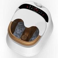 שני חתיכה רגל אמבטיה חביות של אוטומטי כביסה אמבט עיסוי את רגל בועת רגל מתקדם ביתי חימום חשמלי|אמבטיות מתנפחות וניידות|   -