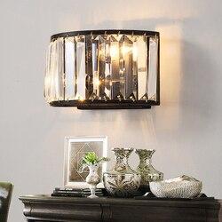 Nowoczesna luminaria led lina jadalnia pokój/korytarz nocna home deco w Wewnętrzne kinkiety LED od Lampy i oświetlenie na