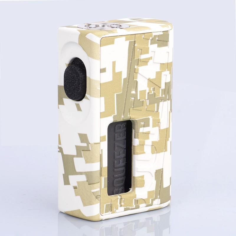 Hugo Vapor Squeezer BF Squonk Mod 18650 20700 Battery Mechanical Mod 2