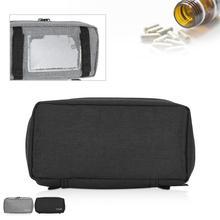 Портативный инсулин охладитель протектор сумка-Органайзер Медицинский Изоляции охлаждающий чехол сумка