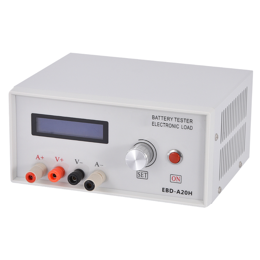 EBD-A20H Electronic Load Battery Capacity Power Supply Charging Head Tester Discharging Equipment Discharge Meter Instrument