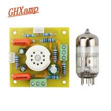 GHXAMP Biliary Circuit Board วาล์ว 6N2 ด้านหน้า STAGE เครื่องขยายเสียง biliary เครื่องขยายเสียงไดรฟ์สามารถปรับแต่ง