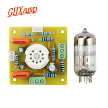GHXAMP Tube Circuit Valve 6N2 Preamplifier amplifier board biliary power amplifier drive board