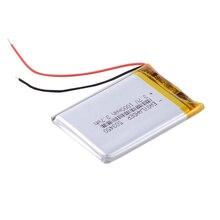 503450 3.7v 1000mah bateria recarregável lipo do polímero de lítio li células íon para mp4 gps dvd almofada espelho do gravador de câmera dvr