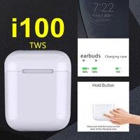 Original TWS I100 Bluetooth Headphones Wireless Earphone Sport Headphones Earpiece For iphone Android Phone I30 I20 I10 I80