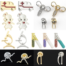 Collection Pins and Brooches Scalpel Brooch Medical Tools Jewelry Badges Men Women Gift for Doctor Nurse