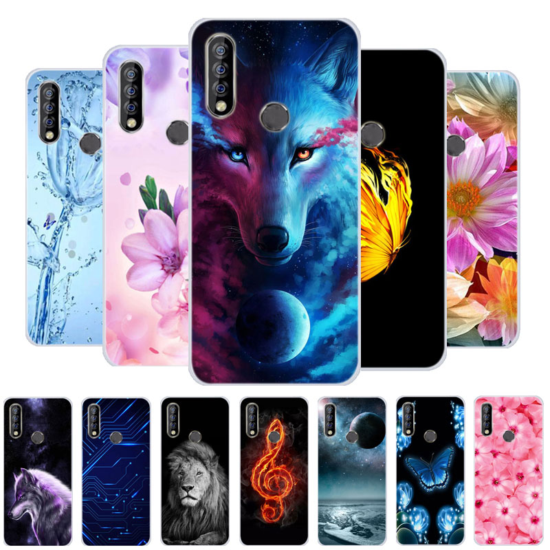 For <font><b>Oukitel</b></font> C17 <font><b>Pro</b></font> Case <font><b>Oukitel</b></font> C17Pro Bumper Silicone TPU Soft Phone <font><b>Cover</b></font> For <font><b>Oukitel</b></font> C17 <font><b>C15</b></font> C12 C18 <font><b>Pro</b></font> Cases Cartoon image