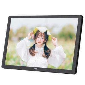 Новый 15/14 дюймов Экран светодиодный Подсветка HD 1280*800 цифровая фоторамка электронный альбом для фотографий Музыка Фильмы Функция, хороший подарок для ребенка|Цифровые фоторамки|   | АлиЭкспресс