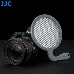 Image 4 - JJC 95mm filtro bilanciamento del bianco portatile scheda grigia per Canon Nikon Sony Fuji Olympus Panasonic DSLR SLR obiettivo fotocamera Mirrorless