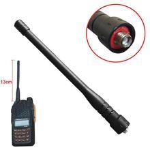 UHF 400-470 МГц рация рация двусторонняя радио антенна для Baofeng BF888S 777S 666S