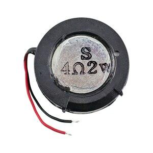 Image 5 - GHXAMP 24mm 1 pouce Woofer haut parleur unité 4ohm 2W Mini haut parleur bricolage pour navigateur voix haut parleurs numériques 2 pièces