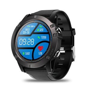 Image 2 - Zeblaze VIBE3 Pro IPS 3D kolor pełny ekran dotykowy Smart Watch 5ATM IP67 wodoodporna inteligentny zespół sportowy zegarek krokomierz tętno