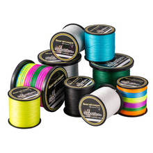 """""""Saratoga"""" Super Strong Material from Japan 1500M / 1650YARD 8 Strands 30-100lb 100% PE Braided Fishing Line Multifilament Line"""