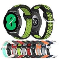 20mm22mm armband Für Samsung Galaxy uhr 4 klassische straps Silikon armband Für Galaxy uhr 3 Armband Für Getriebe S2 S3 bands