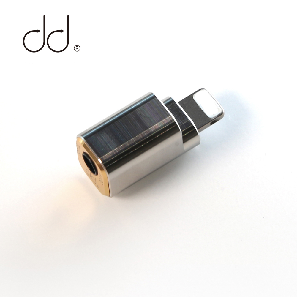 DD ddHiFi TC35i adattatore cavo Apple lightning to Jack 3.5 per iOS iPhone iPad iPod touch