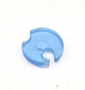 Image 5 - לחימה אח 10pcs הילוך מגזר קליפ ציוד מעכב עבור AEG תיבת הילוכים פיינטבול ציד אביזרי פלסטיק ניילון