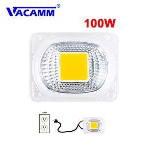 SMD COB LED Lamp Epistar Chip Beans Bulb AC 220V 110V Spotlight White / Warm Light With Smart IC Driver For Flood Light Lighting(China)