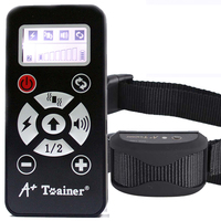 800m Remote Control Dog Training Collar With Vibration Electric Shock Sound Automatic Anti Bark Collar Waterproof For Pet Dogs