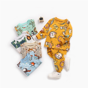 Toddler Baby Girl Sunsuit Clothes Short Sleeve Knitted Bodysuits Pants Headband Set Summer Girls Clothes Set(China)