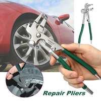 Auto Rad Gewicht Clamp Zange Hammer Reifen Balancer Entferner Wechsler Reparatur Zange Auto Rad Reifen Gewicht Zangen Metall Werkzeuge-in Zangen aus Werkzeug bei