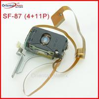 Envío Gratis Original SF-87 (11 P + 4 P) conexión óptica SF87 4/11 pines coche CD láser óptico Pick-UP