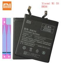 XiaoMi Original Replacement Battery BM36 For Xiaomi Mi 5S MI5S 100% New Authentic Phone Battery 3200mAh brand new original authentic gro m5b