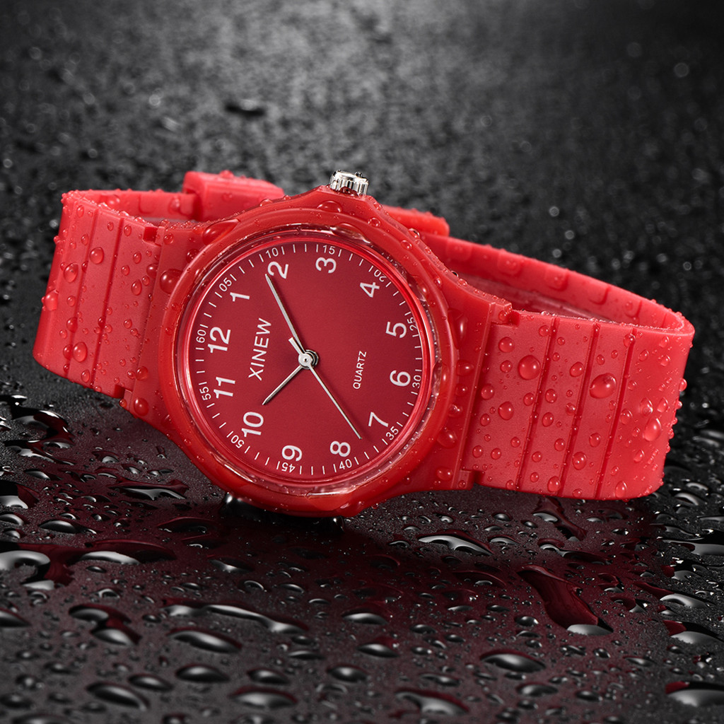 man watch 2019 Unisex Children Watch Ultra-thin Silicone Sports Watch Analog Quartz Wristwatch square watch iced out watch